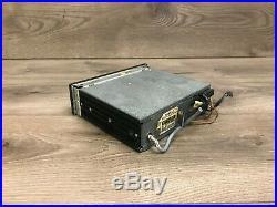 Mercedes Benz Oem Grand Prix Cassette Player Radio Tape Stereo Model 612 81-85