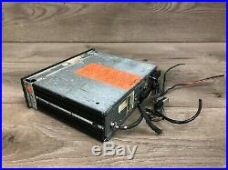 Mercedes Benz Oem Grand Prix Cassette Player Radio Tape Stereo Model 754 86-93 3