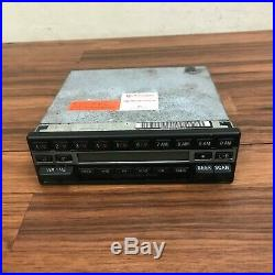 Mercedes Benz Oem W140 W126 300sel 300sl 500sl Grand Prix Player Radio 3 86-1993