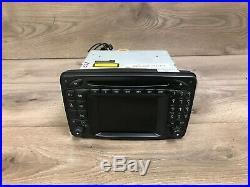 Mercedes Benz Oem W203 C230 C240 C320 Front Navigation Monitor Comand Headunit