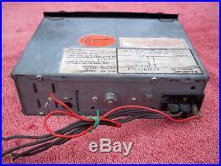 Mercedes Bmw Porsche Oem Vintage Blaupunkt Cr-2001 Cassette Radio Player