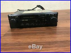 Mercedes Bmw Porsche Oem Vintage Blaupunkt Sqr24 Sqr 24 Cassette Radio Player