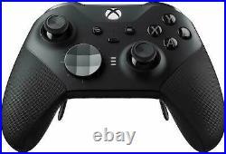 Microsoft Xbox One Elite Series 2 Wireless Controller Black Open Box