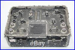 Military Radio RF VRC Command Room Control Box GRC 2006F 911-002-483