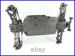 NEW Arrma Kraton 4x4 4s BLX Chassis Set Arms Motor Mount Gear Boxes Tower Brace