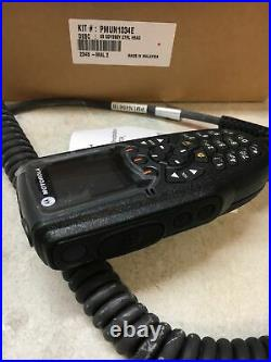 NEW IN BOX OEM Motorola PMUN1034E O3 RADIO Control Head APX6500 APX7500 APX8500