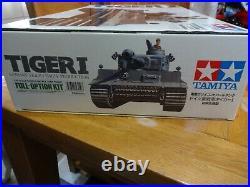 NEW IN BOX Tamiya German Tiger I Early Production (56010)