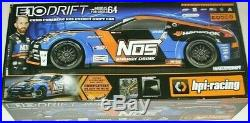 NOS Energy Drift Car 110 Scale Chris Forsberg 64 Brand New in Box