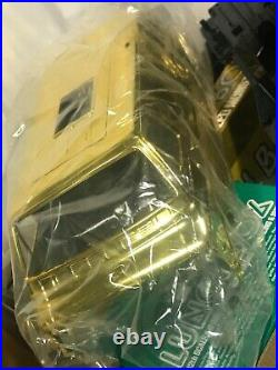 NOS Tamiya Lunch Box GOLD EDITION RC PLASTIC MODEL KIT CUSTOMIZED MONSTER VAN