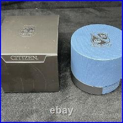 New Citizen Promaster Navihawk Radio Control Eco-drive Watch Cb5848-57l