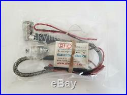 New In Box DLE30 30cc 2 cycle air-cooled Gasoline Gas Engine for RC Airplane