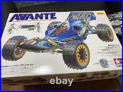 New In Box Tamiya Avante 2011 58489 54800