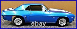New Not In Box, Kyosho EP Fazer Mk2 1969 Chevy Camero Z-28