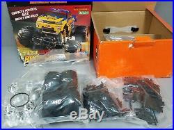 New Tamiya 1/18 RC TLT-1 RockBuster 4WD Little Gear #47201 some box damage