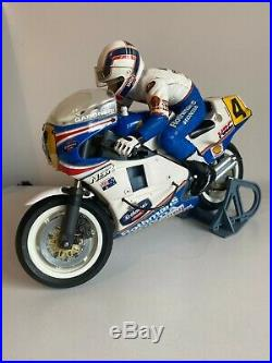 New Vintage Kyosho NSR500 Honda Rothmans RC Motorcycle (1980's) boxed