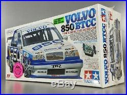New Vintage Rare Tamiya 1/10 Volvo 850 BTCC Kit 58183 FF01 FWD Sealed Box