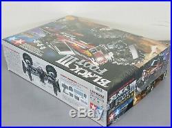 New in Box Tamiya 1/10 R/C Blackfoot 3 III 2WD Off Road Monster Truck Kit #58498