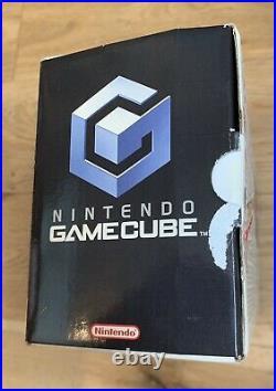 Nintendo Gamecube Wireless Wavebird Controller & Receiver wave bird BOXED
