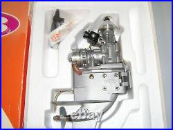 Nos New Older K&b 3.5 R/c Outboard Nitro Marine Model Boat Engine Motor Box 8907
