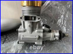 O. S 61FSR ABC Special Edition Gold Head R/C Airplane Engine New in the Box