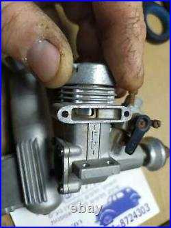 O. S. ENGINE MAX 10 FP. R/C Nitro 2 Stroke Glow Pug Engine Aircraft ORIGINAL BOX
