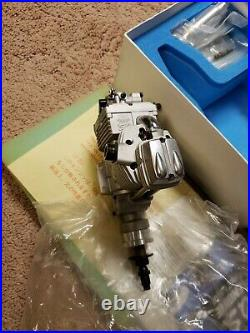 OS Engine OS FS-120 Surpass Super Charged new in box