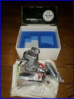 OS Engine OS FS series OS FS 120 new in box