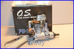 OS Engines-FS-20 4 Stroke R/C Engine(3.56cc/0.217 cu in.)-NEW IN BOX L@@K