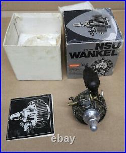 OS Wankel rotary Engine 1800 mit Box und deutscher Anleitung