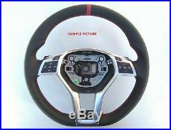 Oem Mercedes 12-16 C W204 Slk Cls E Shift Paddles Left/right Switches (set/pair)