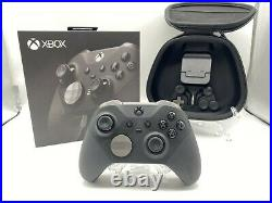 Official Microsoft Xbox Elite 2 Xbox Controller Boxed & Complete