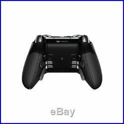 Official Microsoft Xbox One Elite Wireless Controller Black HM3-00001 In Box