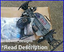 Pre ROLLER 2075 Servo TQi Radio TSM Receiver Box 1/10 Slash VXL Traxxas 2WD Kit
