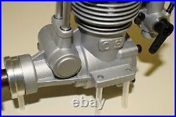 R/C vintage OS Max four stroke engine FS-40 for model airplanes new in box