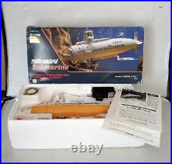 RARE RC Nikko Submarine (Boxed)