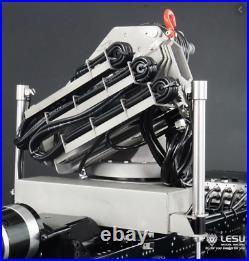 RCSparks 1/14 scale Radio Controlled LESU Hydraulic Truck Crane ARM (New In Box)