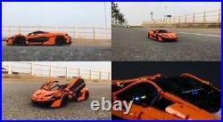 REMOTE CONTROL RALLY CAR HYPERCAR RC TSM McLaren SPEEDTAIL RACING SUPERCAR NIB