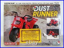RadioElecon Shinsei Dust Runner Radio Control Honda ATC 250R in Original Box