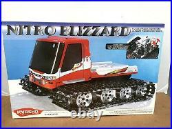 Rare 1/12 Kyosho Nitro Blizzard Sealed New In Box #31851 Collectors Item