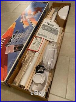 Rare Great Planes Ultimate Biplane R/C Airplane Kit Made in USA New in Open Box