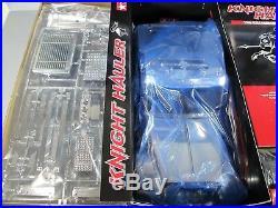 Rare New Open Box 1/14 RC Tamiya Knight Hauler Metallic Chrome Special Edition
