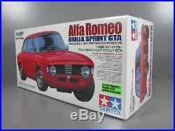 Rare New Seal Box Tamiya 1/10 RC Alfa Romeo Giulia Sprint GTA M-04M Chasis 58307