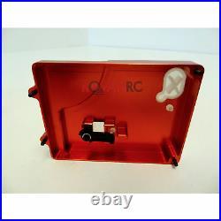 Rovan CNC Aluminum Servo Battery, Receiver Box HPI Baja 5B SS Buggy 5T Truck KM