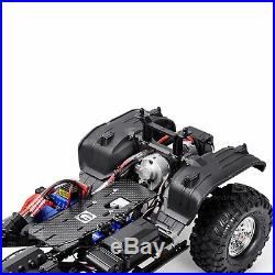 Simulation V8 G2 Motor Pre-gear Box Vorgetriebesatz Kit für 1/10 Traxxas TRX4 RC