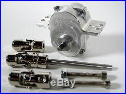 Speed Reduce Gear Box Transmission 41 Tamiya RC 1/14 Semi King Knight Hauler