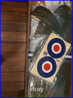 Spitfire Gs 160 Arf A154 New In Box Rare Find