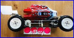 Stunning Yokomo YZ10 94 Box art Spec Vintage Rare 4WD Buggy
