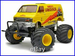 TAMIYA RC 58347 Lunch Box 2005 Monster Truck 112 Assembly Kit (Without ESC)