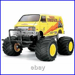 TAMIYA RC 58347 Lunch Box 2005 Monster Truck 112 Assembly Kit bundle Deal
