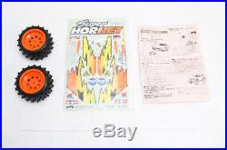 TAMIYA Super Hornet Radio Control Car Black Box Vintage Japan Sold As Is